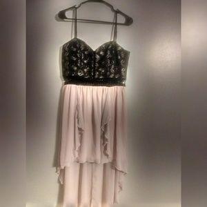Ladies Hi-low Dress